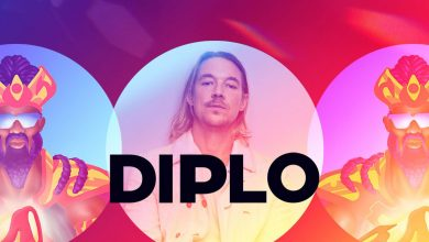 Photo of Fortnite hosted a Diplo concert in its new party mode