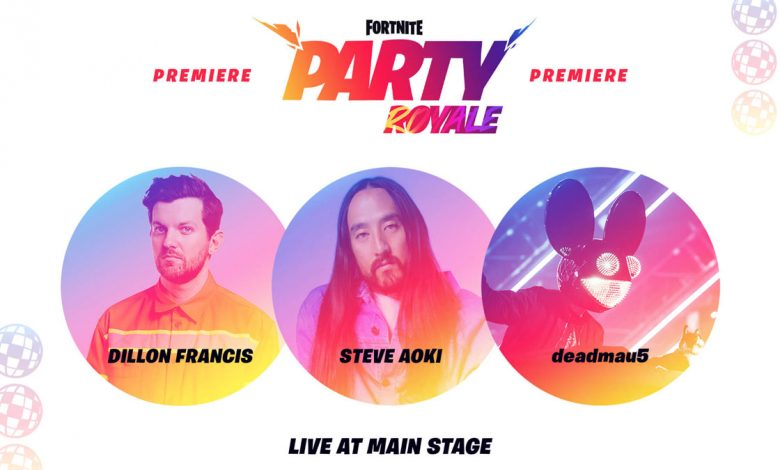 Photo of Fortnite announces Party Royale as players reach 350 million