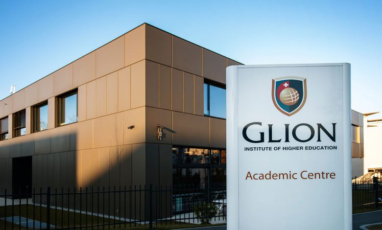 Photo of Glion with webinars until May 27th
