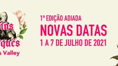 Photo of 1st Edition of the Jardins do Marquês Festival – Oeiras Valley postponed to 2021