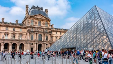 Photo of Virtual Louvre receives over 10 million visits