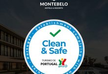 "Photo of Montebelo Hotels & Resorts ensures ""Safe & Clean"" seal and prepares reopening"
