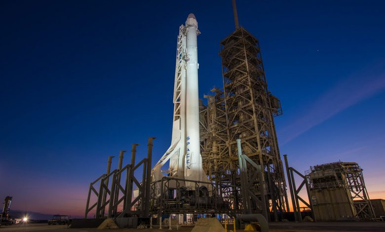 Photo of SpaceX successfully launches Falcon 9 rocket