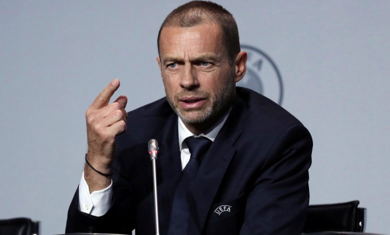 Photo of UEFA president admits to impose market tax