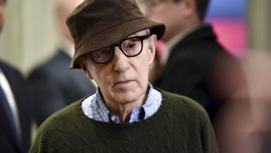 Photo of Woody Allen's autobiography hits bookstores in July