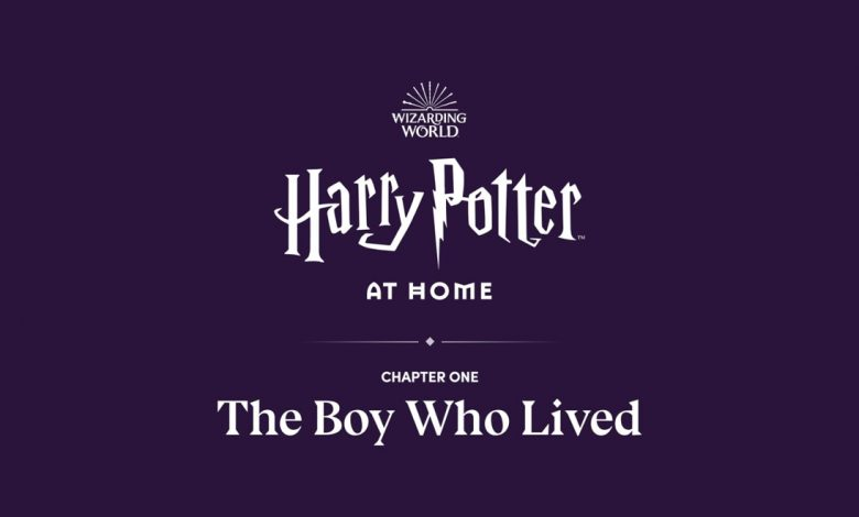 Photo of Harry Potter and the Philosopher's Stone to be read by Daniel Radcliffe and other celebrities