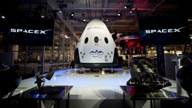Photo of SpaceX launches a simulator for coupling its Dragon 2 capsule with the International Space Station