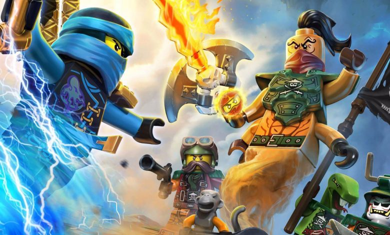 Photo of The Lego Ninjago is free for a limited time