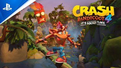 Photo of Confirmed new 'Crash Bandicoot' game