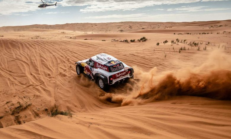 Photo of Dakar Rally with new route in Saudi Arabia