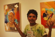 Photo of Cape Verdean artist wins international award in Slovenia