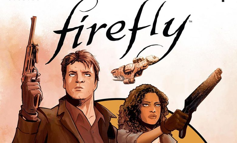 Photo of Firefly will get its first-ever comic book event