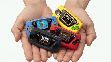 Photo of Sega announces the Game Gear Micro