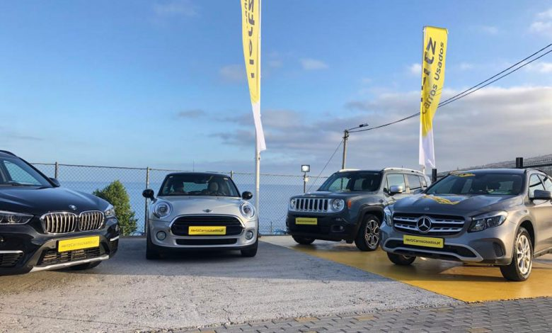 Photo of Porto and Faro receive Hertz Used Cars Showroom with over 80 cars on display