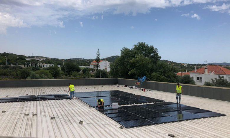 Photo of São Brás de Alportel installs photovoltaic system in the Indoor Pools Complex