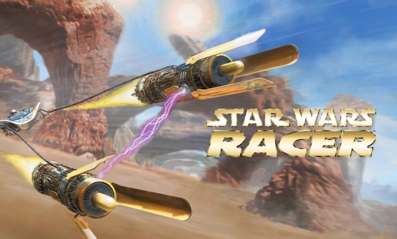 Photo of Star Wars: Racer is out now on PS4 and Switch