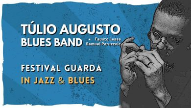 Photo of Túlio Augusto Blues Band | Guarda Jazz & Blues Festival