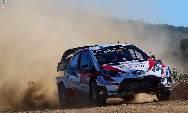 Photo of Toyota GAZOO Racing sponsors eSports WRC