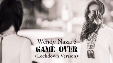 """Photo of Wendy Nazaré records new version of """"Game Over"""""""