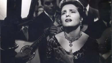 Photo of Amália Rodrigues remembered at the Madrid Fado Festival in September