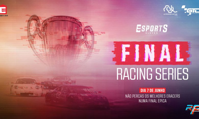 Photo of Sunday takes place the grand final of the eSports Eleven Racing Series