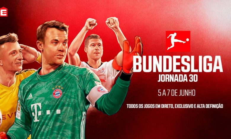 Photo of New Bundesliga round live and high definition at Eleven Sports