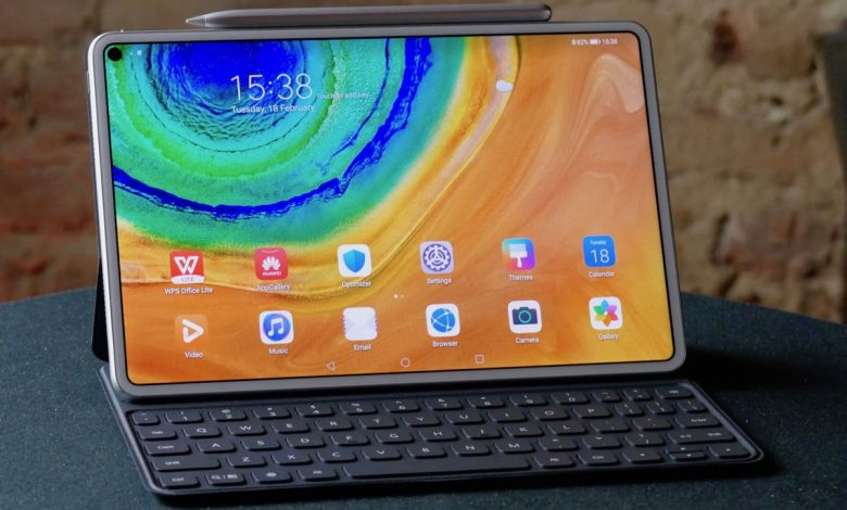 Photo of Huawei's new MatePad Pro is now available in Portugal