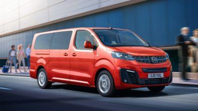 Photo of New Opel Zafira-e Life with zero emissions