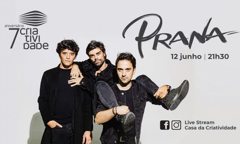 Photo of Prana with an online concert on June 12th
