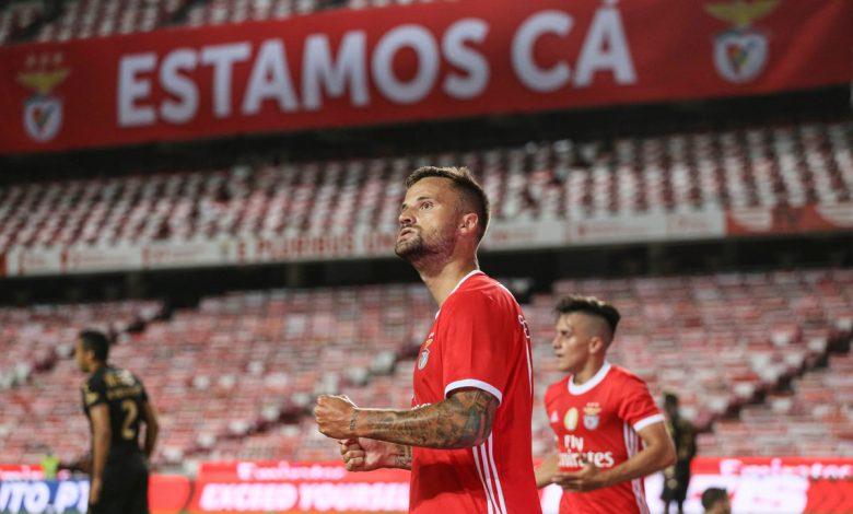 Photo of Benfica beats Vitória SC in Lisbon