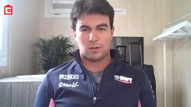 Photo of Sergio Pérez in an exclusive interview with Eleven Sports