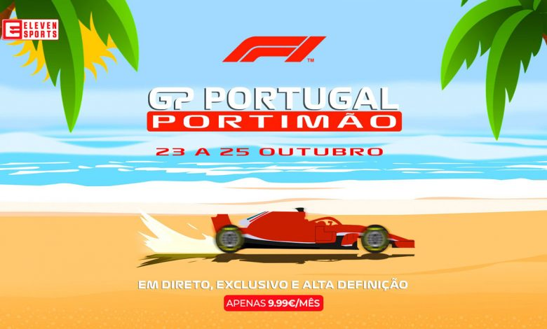 Photo of Formula 1 returns to Portugal exclusively on Eleven Sports