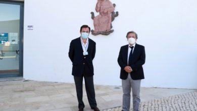 Photo of Estoril Sol donates 700 community masks to the Estoril Parish Center