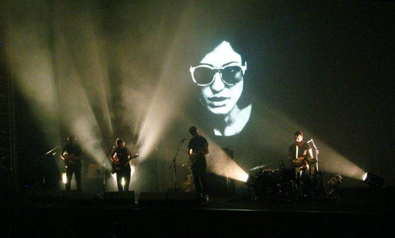 Photo of Linda Martini took the stage at São Luiz