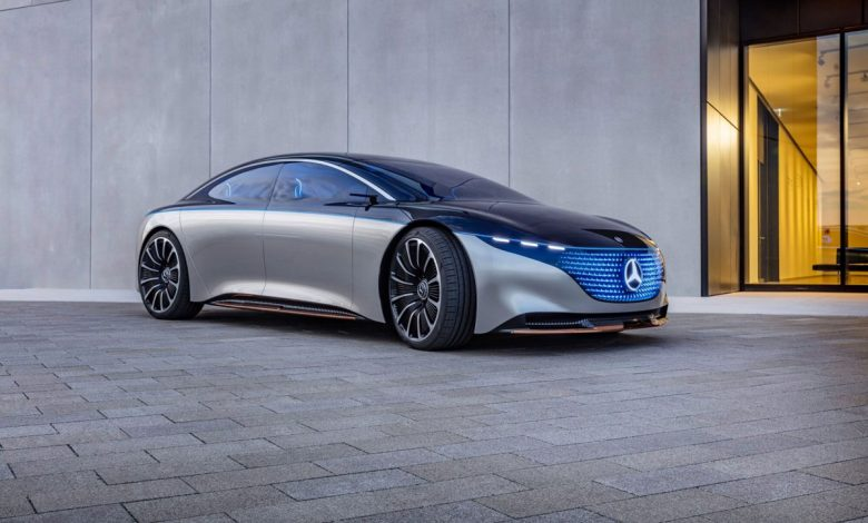 Photo of Mercedes EQS will have a range of 700 km