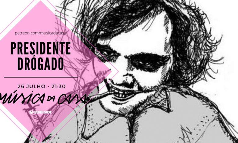 Photo of Presidente Drógado | Live Video by Música da Casa
