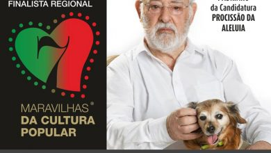 "Photo of Ruy de Carvalho sponsors ""Procissão da Aleluia"" of São Brás de Alportel, finalist of the ""7 Wonders of Popular Culture"""