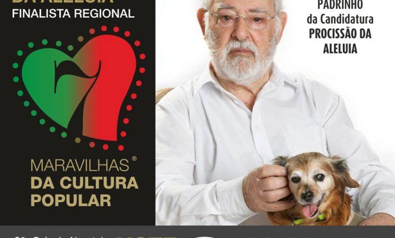 """Photo of Ruy de Carvalho sponsors """"Procissão da Aleluia"""" of São Brás de Alportel, finalist of the """"7 Wonders of Popular Culture"""""""