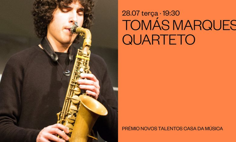 Photo of Tomás Marques Quarteto | Casa da Música