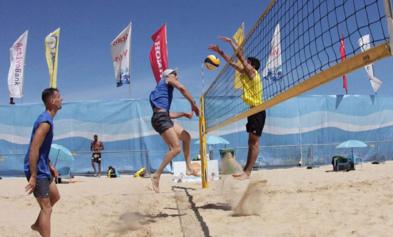 Photo of National Beach Volleyball Championship has scheduled its return