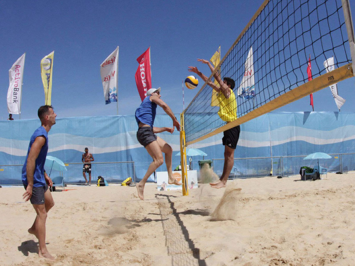 National Beach Volleyball Championship Has Scheduled Its Return Portugalinews The Best News
