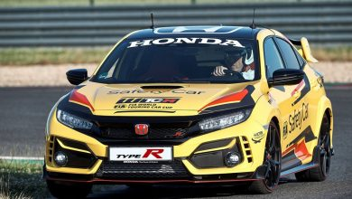 Photo of Honda Civic Type R Limited Edition is the official WTCR 2020 safety car