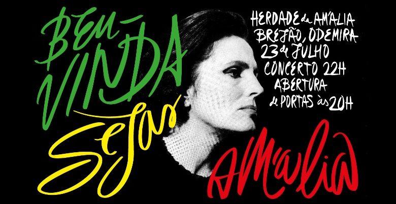 """Photo of Tribute """"Bem-vinda sejas Amália"""" – Herdade Amália Rodrigues – Brejão"""