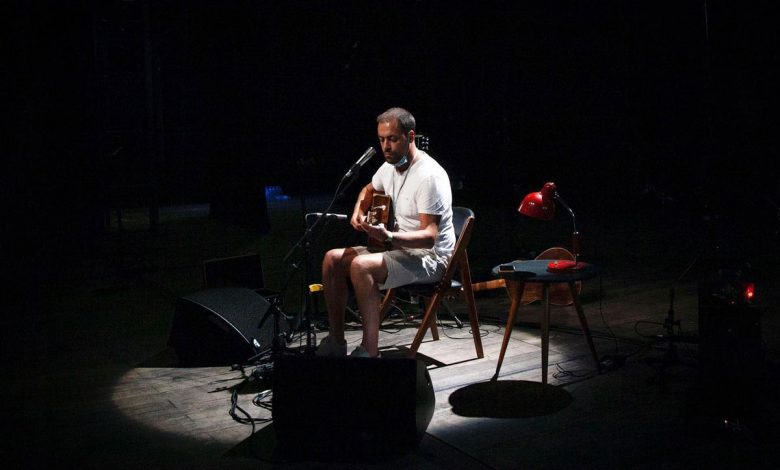 Photo of Nights at the Palacio de Cristal begin on the 31st with António Zambujo