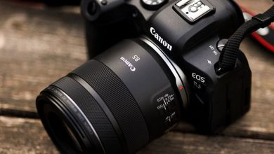Photo of Canon bets on two new mirrorless cameras and 8K recording