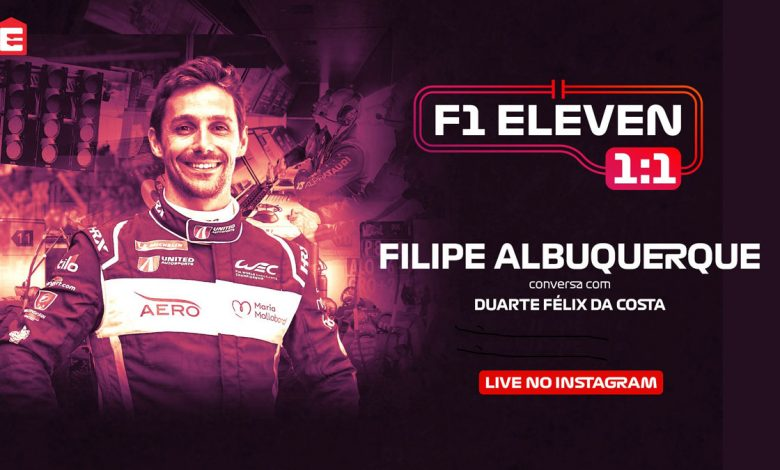 Photo of Filipe Albuquerque in an exclusive interview at Eleven Sports