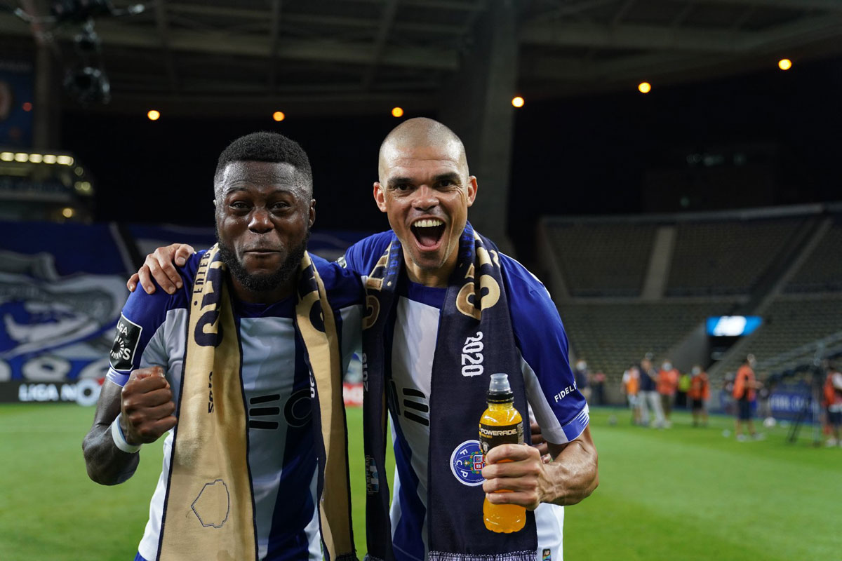 Fc Porto Is The New National Champion After Winning Against Sporting Portugalinews The Best News