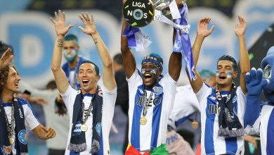 Photo of FC Porto thrashes Moreirense and is officially the new national champion