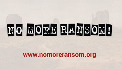 Photo of No More Ransom app have already saved victims over $600m