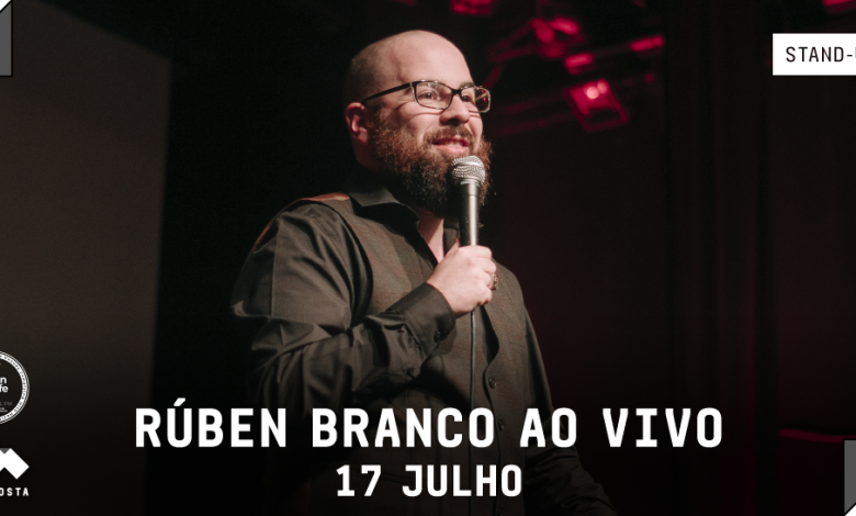 Photo of Stand-Up: Rúben Branco Live – Malaposta